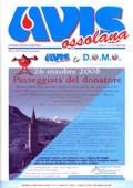 ANNO XV - N.3 - Ottobre 2008